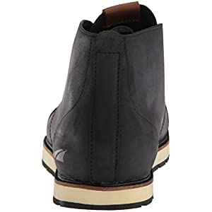 Altra Running Mens Men's Smith Boot Shoe, black, 10.5 Regular US