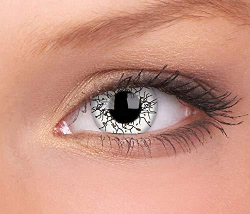 Halloween Kontaktlinse Lustige Linse Vikingdom 3 Monate Einweg 14 mm stärke 0.00 von ColourVUE entfernt