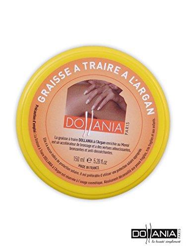 Graisse à traire à l'Argan 150ml - Dollania