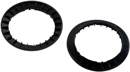Sichler Haushaltsgeräte 2 Supports de Rechange pour Pad de Robot Lave-vitre