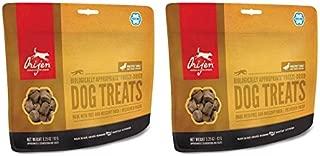 2 Pack ORIJEN Freeze Dried Duck Dog Treat 3.25 ounce ea.