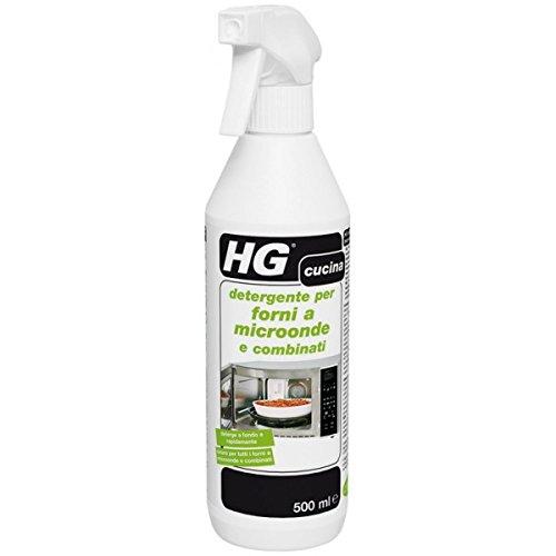 HG detergente per forni a microonde e combinati
