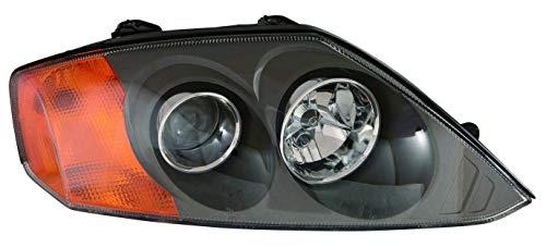 04 tiburon headlight assembly - 2