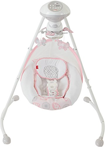Fisher-Price Deluxe Cradle 'n Swing- Surreal Serenity [Amazon Exclusive]