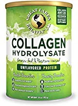 Great Lakes Gelatin, Collagen Hydrolysate, Unflavored Beef Protein, Kosher, 10 Oz Can
