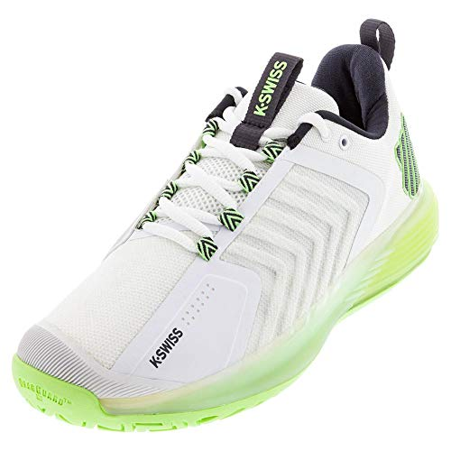 K-Swiss ULTRASHOT 3, Zapatos de Tenis Hombre, Blanco, 47 EU