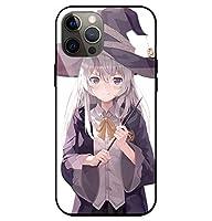 魔女の旅々 アイフォン iPhone6 iPhone6s iPhone 6 6s plus プラス スマートフォン ケース 強化ガラスケース 鏡面ガラス ハードケース アニメカバー 携帯カバー スマホケース スマホカバー カバー 小物 コスプレ 可愛い レンズ保護 (41)