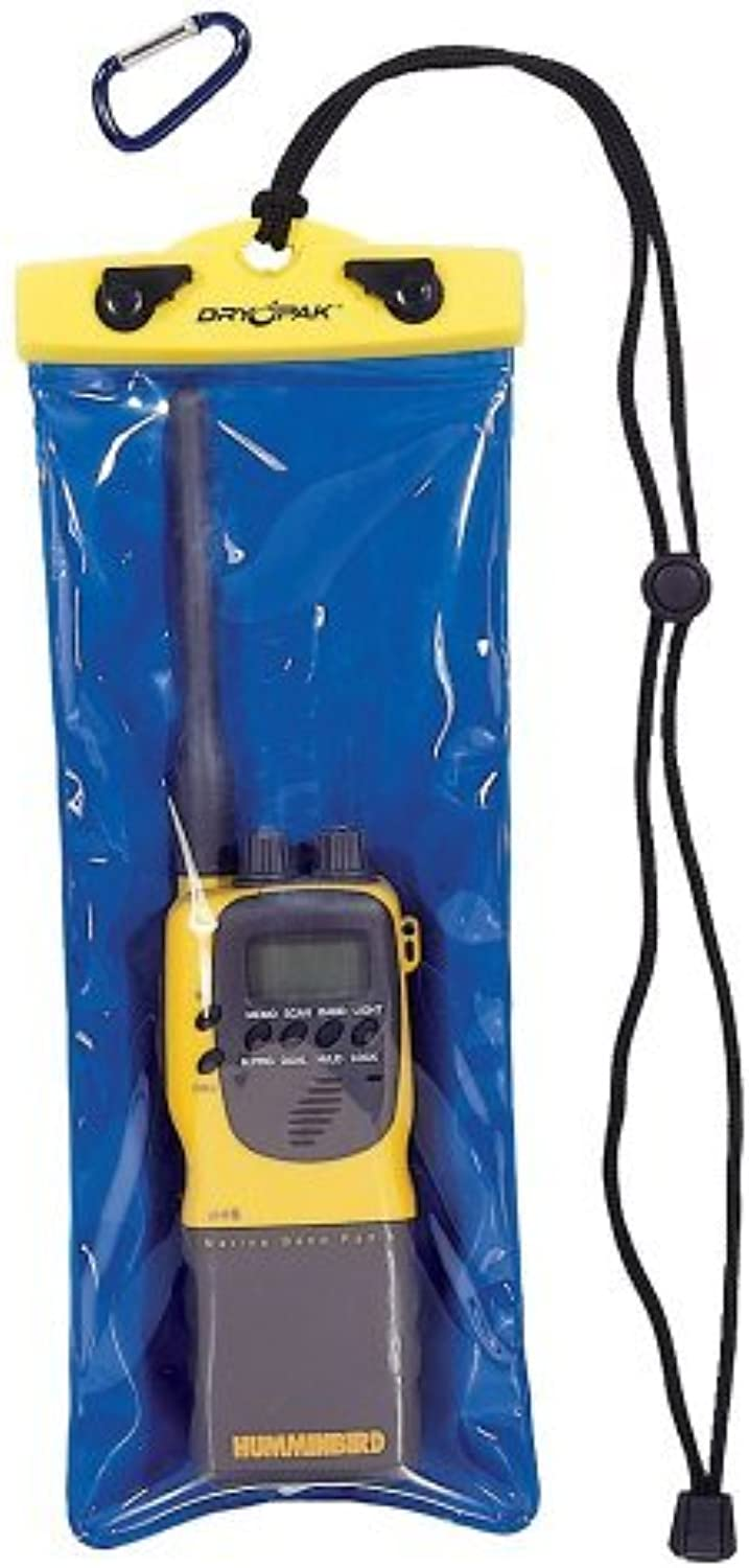 Siam Shopping DRY PAK VHF RADIO CASE 5 X 12 Boat Marine Fish Lake Ocean RV Camp Outdoor by DryPak