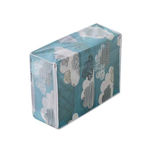 Bolsas de almacenamiento organizador para el hogar, portátil, impermeable, plegable, para ropa, colchas, organizador de sábanas, organizador ordenado, bolsa de almacenamiento
