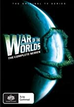 War of the Worlds (Complete Series) - 11-DVD Box Set
