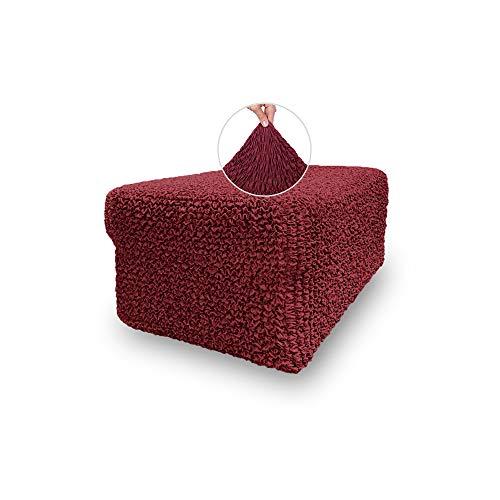PAULATO DE GA.I.CO. Funda de sofá para sofá, funda de sofá, funda para sofá, funda para sofá, funda de sofá y funda elástica de dos vías, fabricada en Italia – Colección Mille Righe