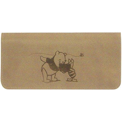サンスター文具 ディズニー ペンケース トレイ型 プー ライトブラウン S1413333