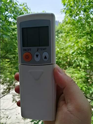 Calvas W001CP R61Y23304 - Mando a distancia de aire acondicionado para Mitsubishi Electric PAR-FA32MAC