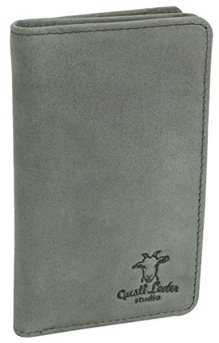 Gusti Cuero Studio Beckett Cartera de Cuero Monedero de Piel Estilo Vintage Billetera 2A119-33-5