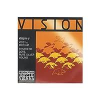 Vision ヴィジョン バイオリン弦 D線 シルバー巻 VI03 1/10