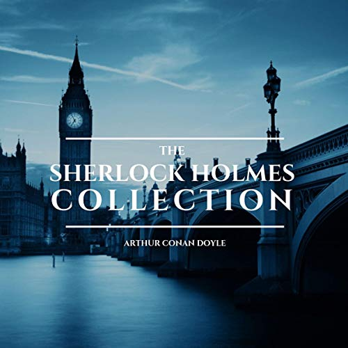 Page de couverture de The Sherlock Holmes Collection