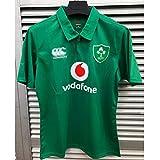 Maillot de rugby 2019 - Coupe du Monde du Japon - Maillot de rugby d'Irlande - Maillot de sport - T-shirt pour homme - Polyester - Séchage rapide - Respirant - Confortable -  - XX-Large