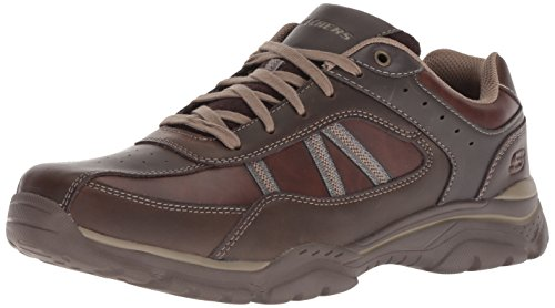 Skechers Men 65418 Trainers, Brown (Chocolate), 9 UK (43 EU)