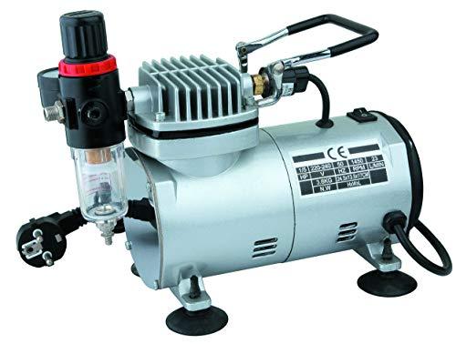 PINTUC 10378A Compresor Monobloc, 0.27 W, 230 V