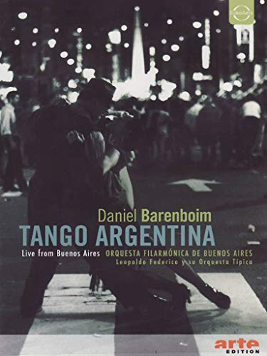 Daniel Barenboim - Tango Argentina