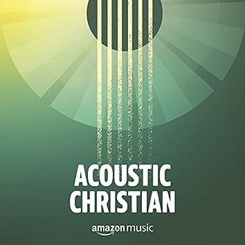 Acoustic Christian