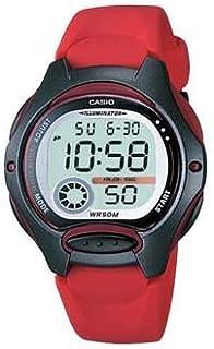 ساعة رياضية رقمية للنساء LW-200-4A من كاسيو