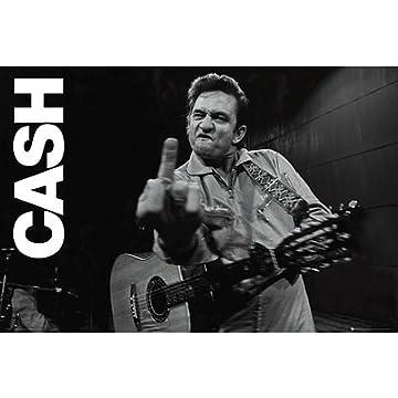 Johnny Cash - Flipping the Bird