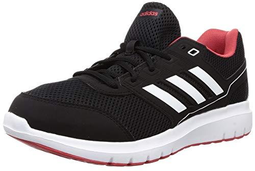 adidas Duramo Lite 2.0, Zapatillas para Correr para Hombre, Core Black/FTWR White/Glory Red, 40 2/3 EU