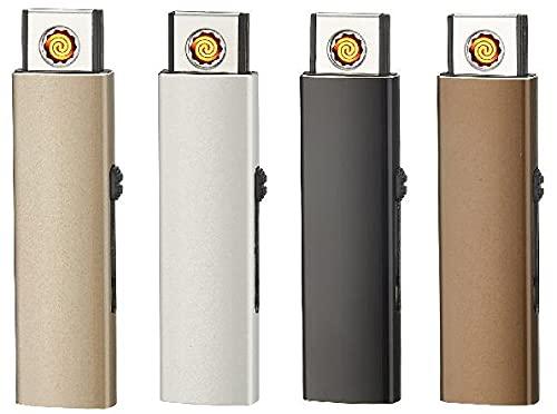 Champ Classic Igniter USB-Feuerzeug mit Glühspirale Bundle