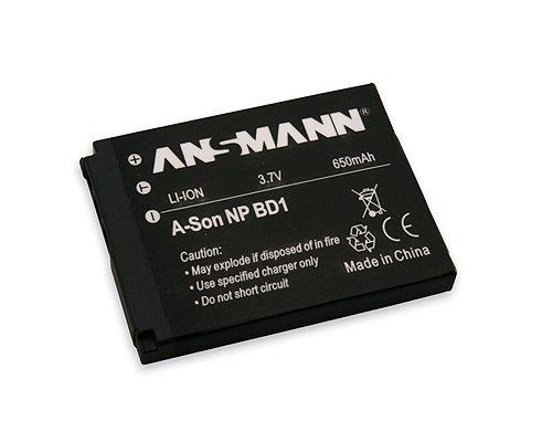 Ansmann 5044433 - Batería para cámara de Fotos Pentax Optio Z 10