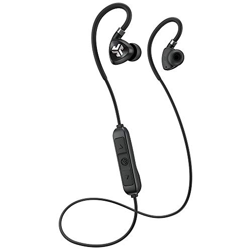 Jlab Audio Fit Sport 2 Wireless Earbuds, Bluetooth Earbuds with Flexible...