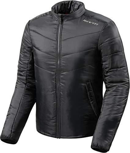 REV'IT! Motorradjacke mit Protektoren Motorrad Jacke Core Textiljacke schwarz M, Herren, Tourer, Ganzjährig