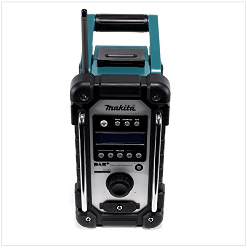 Makita Akku-Baustellenradio DMR110 7,2 bis 18 Volt - 3