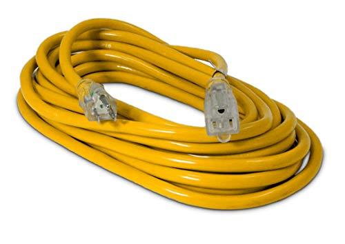 Calibre 12 SJTW - único - alambre de vatios
