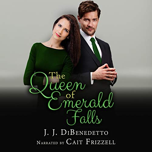 The Queen of Emerald Falls cover art