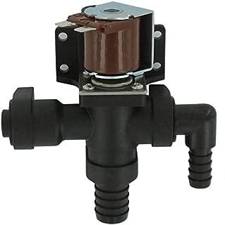 Jabsco 37038-1012, Marine Toilet Repair, Head Solenoid / Anti-Syphon Valve, 12 Volt