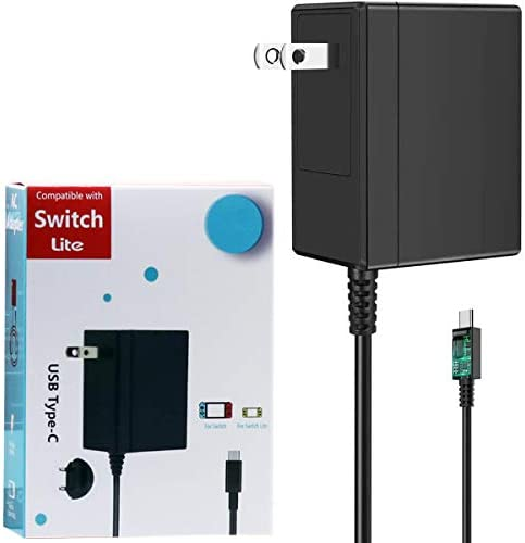 PURBHE Switch Charger for Nintendo Switch Power Adapter Fast Charger Compatible with Nintendo product image