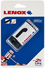 LENOX Tools Bi-Metal Speed Slot Hole Saw with T3 Technology, 1-1/4