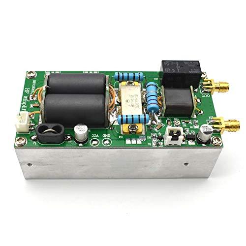 Iycorish Amplificador De Potencia Lineal De 100 W/SSB con Disipador De Calor para Yaesu Ft-817 Kx3 CW Am FM C5-001