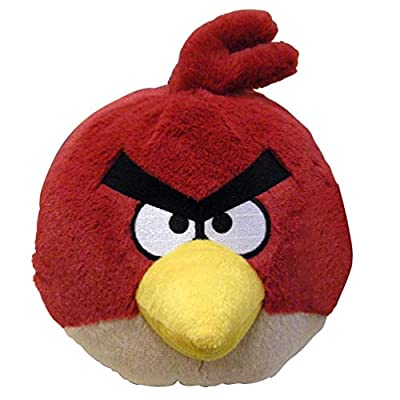 "Talking Angry Birds 9"" Plush Red Bird"