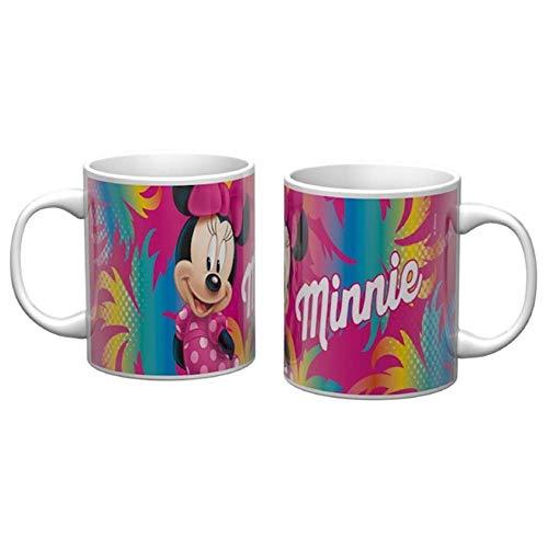 Star Copa in cerámica Mug - Minnie Mouse Disney - 310 ml....