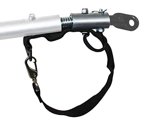 Red Loon universal Kupplungsadapter mit Feder Deichselanschluß für Kinderanhänger