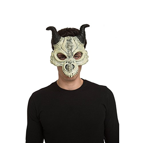 Viving Costumes Viving Costumes204561 Diable en Mousse Masque (Taille Unique)