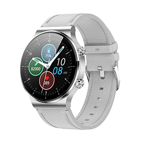 LDJ M2pro New Hombres Y Mujeres Smart 2021 Reloj Bluetooth Call Custom Dial Wireless Carging Sports IP68 Impermeable para Android iOS,A