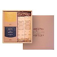 ロクメイコーヒー コーヒーと和スイーツギフト ドリップパック & コーヒー羊かん - 黒のし・結び切り