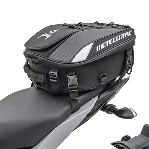 Bolsa sillin para Honda CBR 900 RR Fireblade X30 20-30L Negro