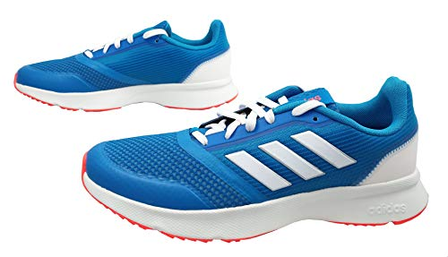 adidas Nova Flow, Zapatillas de Running Hombre, Glory Blue/FTWR White/Solar Red, 44 EU