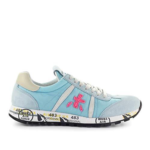 PREMIATA Damenschuhe Lucy D 3729 Blau Sneaker SS 2019