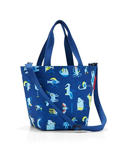 reisenthel shopper XS kids 31 x 21 x 16 cm / 4 l / abc friends blue