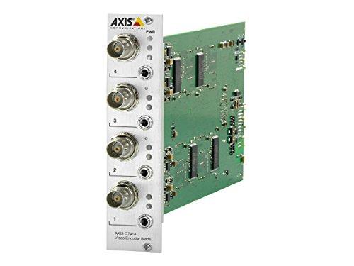 AXIS Q7414 Video Encoder Blade - Video-Server - 4 Kanäle AXIS Q7414 Video Encoder Blade - Video-Server - 4 Kanäle